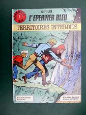 SIRIUS L'Epervier bleu intégrale Ensemble 3 en 1 Dupuis 1986