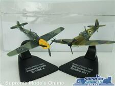 Spitfire Mk1 & Messerschmitt BF 109 Aircraft Battle of Britain 1 72