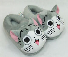Chi's Sweet Home Cat Slippers Cute Cosplay Slippers Women Men Warm Plush Shoes