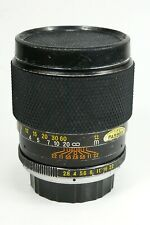 YUS 135mm f2.8 Telephoto Lens C/Y Contax Yashica Mount