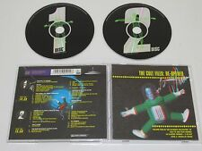 VARIOUS/THE CULT FILES: RE-OPENED(SILVA SCREEN FILMXCD 191) 2XCD ALBUM