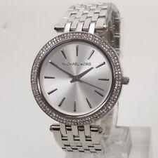 Ladies Michael Kors MK3190 Silver Tone Darci Watch
