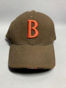 Cleveland Browns Nike Team Official Sideline VTG Wool Hat Fitted 6 7/8