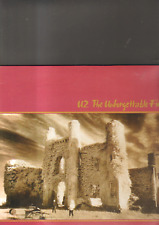 U2 - the unforgettable fire LP Reissue, 180gr