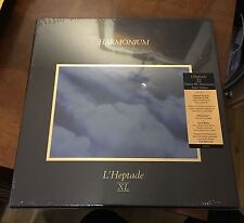 L'Heptade XL, Harmonium Prog Rock 2 CD, 2 BLUE VINYL 180 GRAM, 1 DVD, 2016, BOX