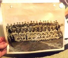 1959 C.E. Cole Jr. High School Laureldale Mulhenberg Pa. Football Team Pricture