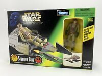 Star Wars POTF2 Power of the Force SPEEDER BIKE  Expanded Universe  Figure