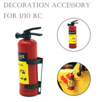 1/10 RC Crawler Accessory Parts Fire Extinguisher Model For Axial SCX10 TRX4 PRO