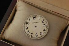 original metal DIAL for HAMILTON 4992B Pocket Watch