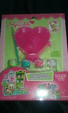 Spin and Sparkle Piggy Gifters rose art refill kit