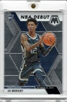 2019 Panini Mosaic NBA Debut #274 Ja Morant Rookie RC Grizzlies GEM MINT