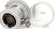 LEICA LTM Rear Lens Cap for SUMMILUX Summicron + L39/LTM Body Cap LEICA 3C 3F 1G