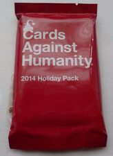 NEW Cards Against Humanity 2014 Holiday Expansion Pack Set 30 Cards Game