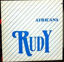 """RUDY - AFRICANA 12"""" LP N. 577"""