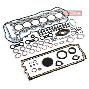 Engine Cylinder Head Gaskets Kit for BMW 325i 525i E60 E61 E90 E91 N52B25 2.5L