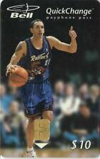 CANADA BELL DOUG CHRISTIE TORONTO RAPTORS NBA BASKETBALL 10 DOLLAR