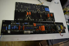 Tube Amp circuit boards- lot of 9 boards for parts or amp project