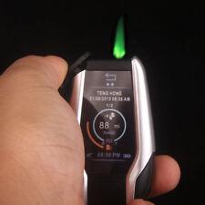 BMW Car Key Style Windproof Lighter Jet Torch Gas Butane Cigarette Lighter Gift