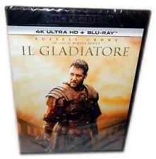 Gladiator [4K Ultra HD+Blu-Ray] Extended + Kinofassung R Crowe Deutsch(er) Ton
