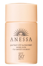 Anessa UV Sunscreen Mild Milk Mini Spf50 PA 20ml
