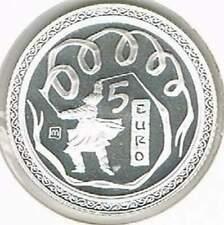 San Marino 5 euro 2008 proof zilver PP: Olympische Spelen Peking