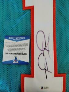 Tua Tagovailoa Autograph Auto Miami Dolphins Jersey BGS/BAS COA