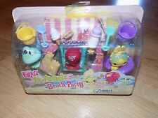 Bratz Lil Angelz Beach Party Petz Pets Octopus 788 Rabbit 790 Frog 792 Bobble