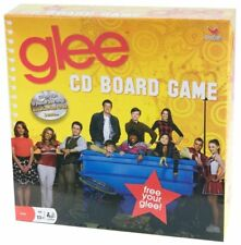 Glee Cd Board Game by Cardinal Games with Songs & Clips from the Tv Show (28016)