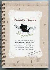 San-X Kutsushita Nyanko Cat Spiral Notebook Memo #14
