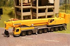 Siku 1886 - Liebherr LTM1400 Mobile Crane - Liebherr Yellow - Die-cast 1:87 NEW