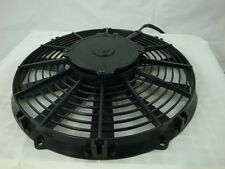SPAL TYPE THERMO FAN 11 INCH  12v