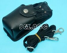 Leather Carrying Holder Holster Case for Motorola NTN8037B Radio XTS2500 HT1000