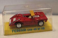 JOAL #116  - Ferrari 512 Can Am - 1:43 scale model (Made in Spain) NEAR MINT