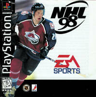 Nhl '98 - PS1 PS2 Playstation Game