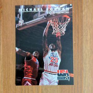 Michael Jordan 1992 SkyBox USA Basketball #43