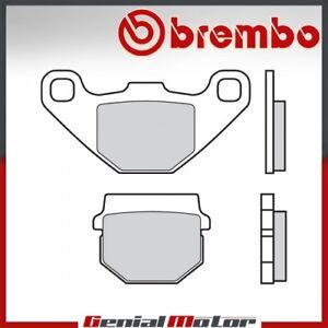 Pastiglie Brembo Freno Anteriori 07026.CC per Hyosung PRIMA 50 1998 > 2000