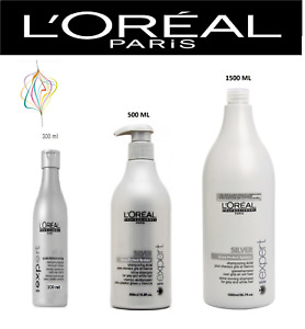 L'OREAL Professional Serie Expert Silver Purple Toning Shampoo All Size Avalabl*
