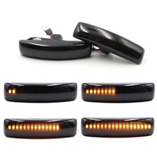 2x LED Marker Side Turn Light For Land Rover Range Rover Sport Discovery LR3 LR4