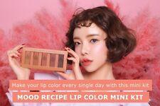 3CE (3 Concept Eyes) Mood Recipe Matte Lip Color MINI 2017 NEW (5 Colors)