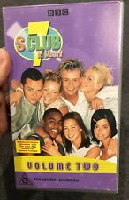 S Club 7 (music band) In Miami - Volume 2 VHS VIDEO TAPE