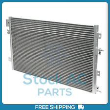 A/C Condenser for Chrysler Sebring / Dodge Stratus QU