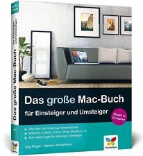 Das Grosse Mac Buch für Einsteiger J. Rieger M. Menschhorn