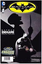Batman Day #1 Endgame Special Edition Barnes & Noble Exclusive Variant 2015 VF