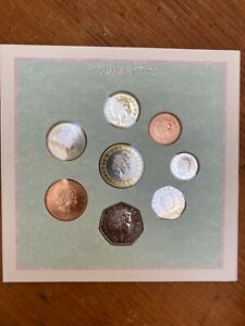 Uncirculated Coin Collection - 1999
