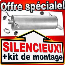 Silencieux Arriere CITROEN XANTIA 1.9 SD 1.8 2.0 1993-2002 échappement FHK