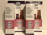 2X Four Paws Miracle Malt Hairball Remedy for Cats & Kittens  NEW