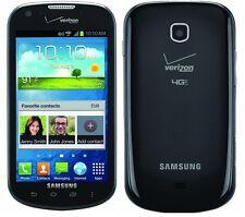 Samsung Galaxy Stellar SCH-I200- Black(Verizon) Smartphone Cell Phone Page Plus