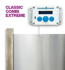 ChickenGuard Extreme Automatic Chicken Coop Door Opener & Door Kit Set