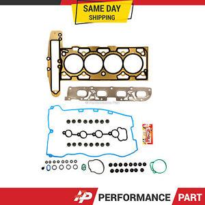 2.2L 2.4L Head Gasket Set Fit 08-11 Chevrolet Pontiac G6 Saturn DOHC 16V Ecotec