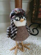 HAZEL 2017 Spritz Featherly Friends Fabric Bird from Target Rare